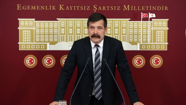 Erkan Baş - Sputnik Türkiye