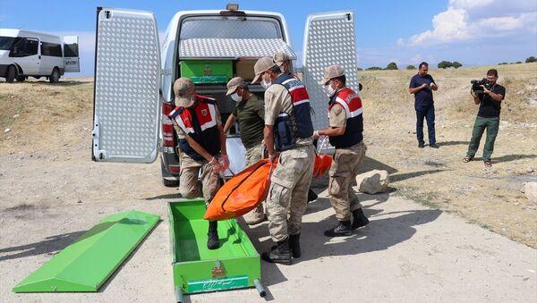 Van Gölü'nde teknenin batması sonucu kaybolan 6 kişinin daha cesedi bulundu - Sputnik Türkiye