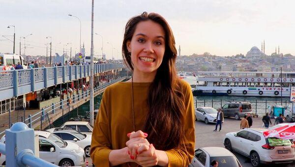 Ksenia Mayakova - Sputnik Türkiye