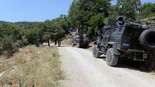 Tunceli'de 29 bölge 'geçici özel güvenlik bölgesi' ilan edildi - Sputnik Türkiye