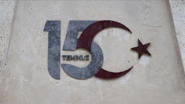 15 Temmuz - Sputnik Türkiye