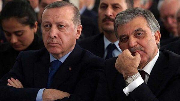Recep Tayyip Erdoğan - Abdullah Gül - Sputnik Türkiye