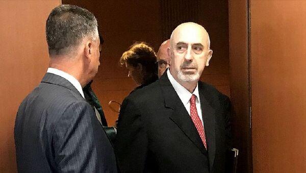 Nazmi Mete Cantürk - Sputnik Türkiye