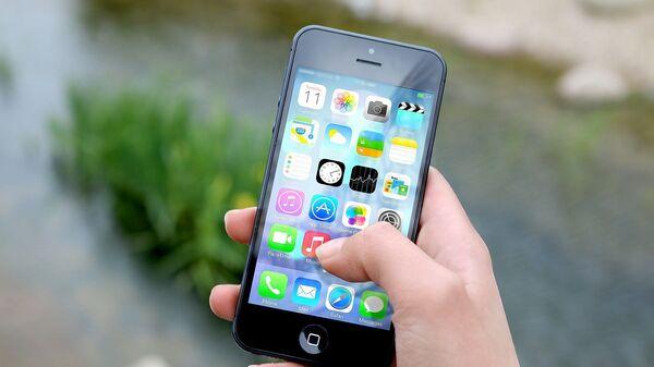 Akıllı telefon-iPhone - Sputnik Türkiye