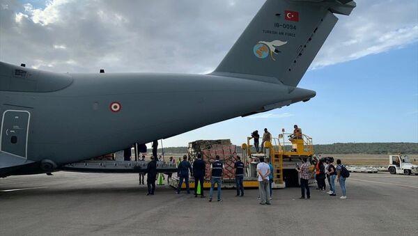 Türkiye, Venezülla, tıbbi malzeme yardımı - Sputnik Türkiye