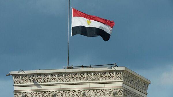 Mısır bayrağı - Sputnik Türkiye