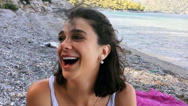 Pınar Gültekin - Sputnik Türkiye