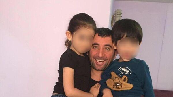 Büyükçekmece'de bir kişi, iki çocuğunun annesi olan 8 yıllık eşini uyuduğu sırada boğarak öldürdü. - Sputnik Türkiye