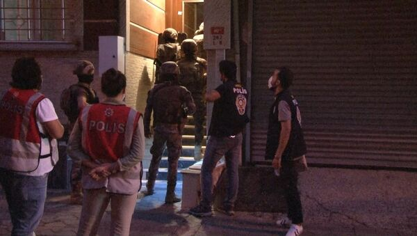 İstanbul'da 'siber' operasyonu - Sputnik Türkiye