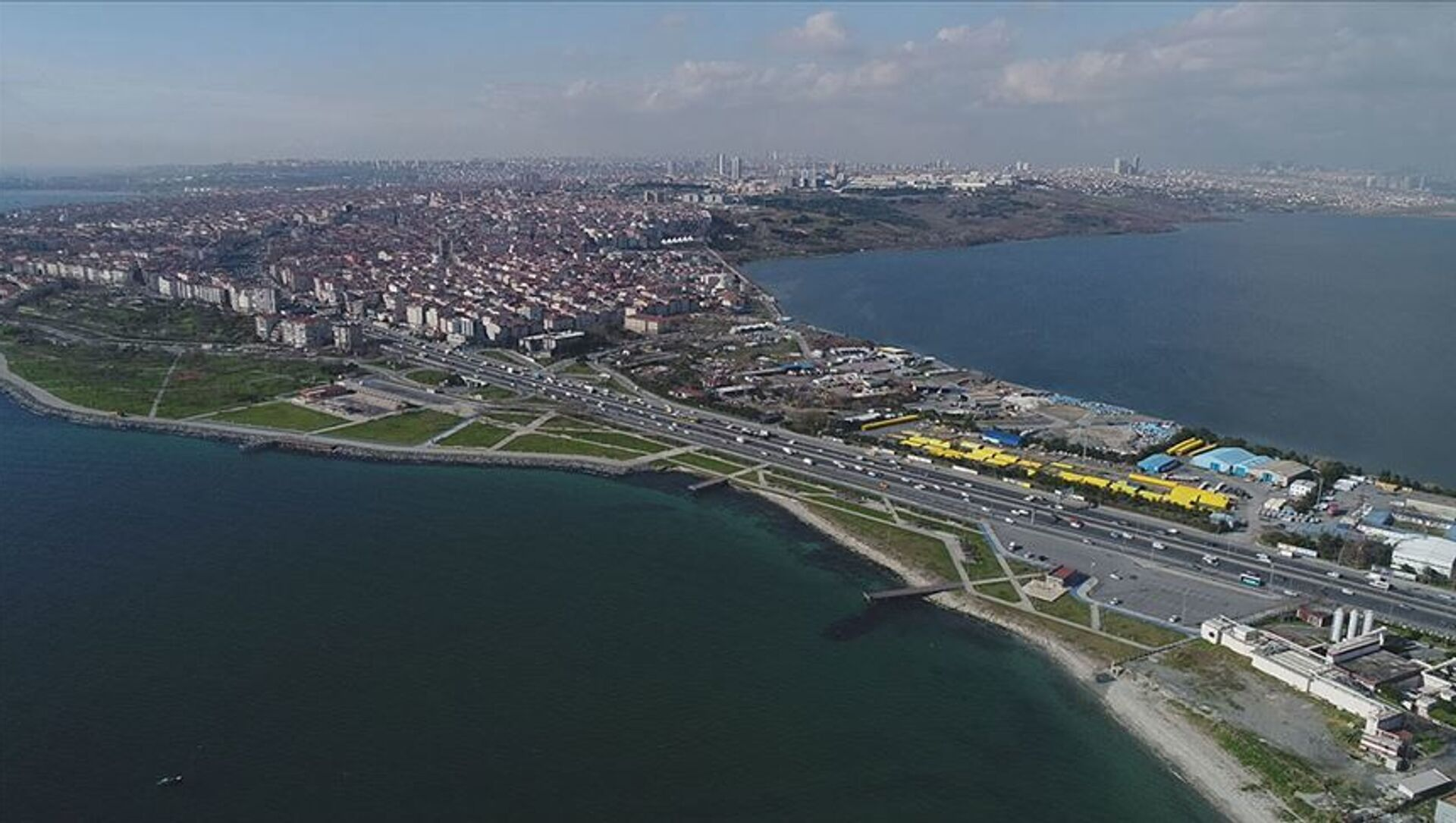 Kanal İstanbul projesi - Sputnik Türkiye, 1920, 02.04.2021