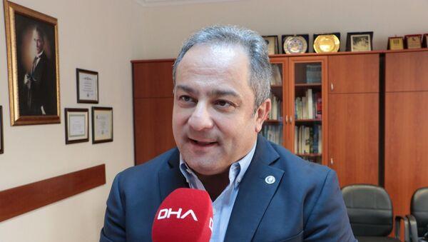 Mustafa Necmi İlhan - Sputnik Türkiye