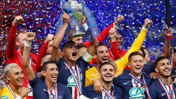 PSG, Fransa Kupası - Sputnik Türkiye