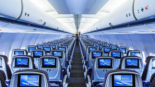 Uçak, uçak kabini - Sputnik Türkiye