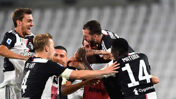 Juventus - Sputnik Türkiye