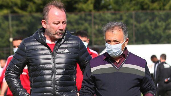 Sergen Yalçın, Ahmet Nur Çebi - Sputnik Türkiye