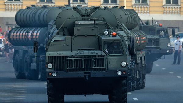 S-400 füze savunma sistemleri - Sputnik Türkiye