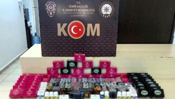İzmir'de cinsel içerikli ürün operasyonu - Sputnik Türkiye