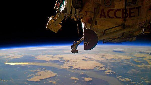 Temmuz'da çekilen uzay görüntüleri - Sputnik Türkiye