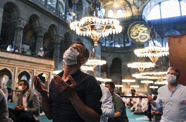 Dünya genelinde Kurban Bayram görüntüleri - Sputnik Türkiye