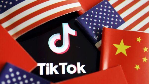 TikTok, ABD, Çin - Sputnik Türkiye