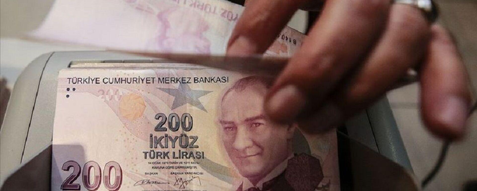 Türk Lirası - Sputnik Türkiye, 1920, 26.07.2021