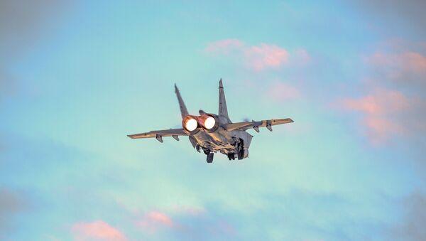 MiG-31 fighter jet - Sputnik Türkiye