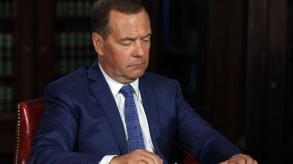 Russia Medvedev - Sputnik Türkiye