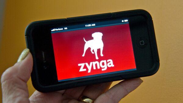 Zynga  - Sputnik Türkiye