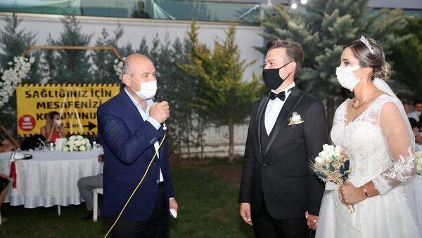İçişleri Bakanı Süleyman Soylu - Sputnik Türkiye