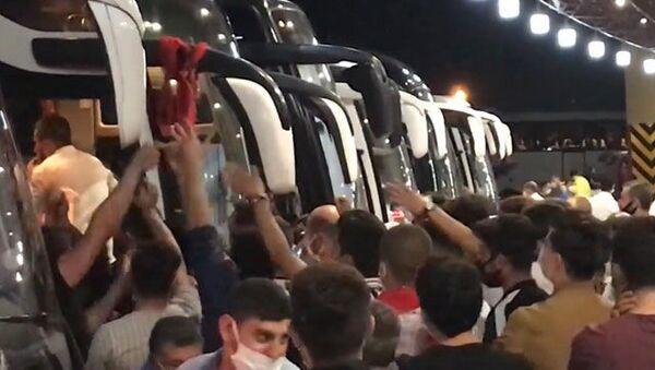Kırıkkale'de toplu asker uğurlaması yasaklandı - Sputnik Türkiye