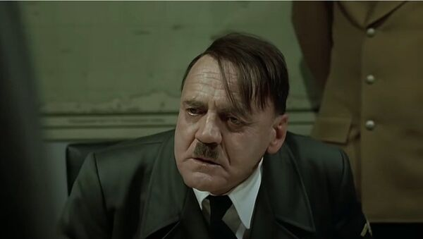 Çöküş, Adolf Hitler, Bruno Ganz - Sputnik Türkiye
