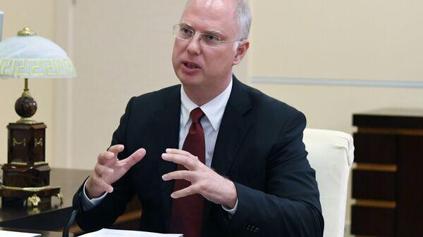 Rusya Doğrudan Yatırımlar Fonu (RPFİ) Başkanı Kirill Dmitriyev - Sputnik Türkiye