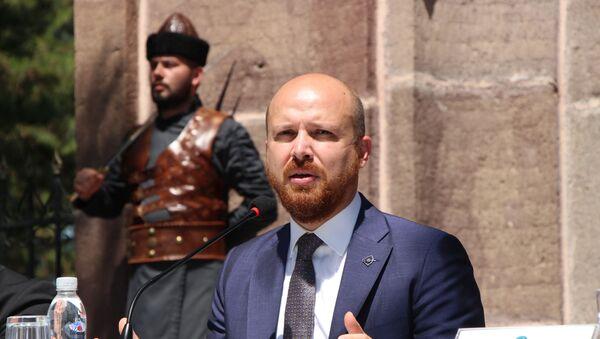 Malazgirt Zaferi'nin 949. yılı etkinliklerinin tanıtımı Söğüt'te yapıldı - Sputnik Türkiye