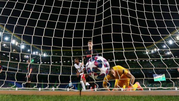 Atletico Madrid, Leipzig, UEFA Şampiyonlar Ligi - Sputnik Türkiye