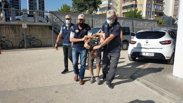 Bursa'daki yangınla ilgili gözaltına alınan kişinin ifadesi ortaya çıktı - Sputnik Türkiye