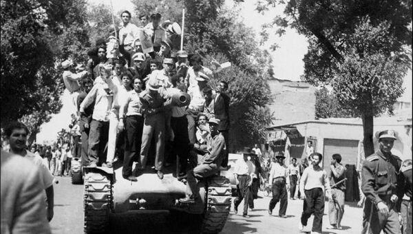 1953 İran darbesi - Sputnik Türkiye