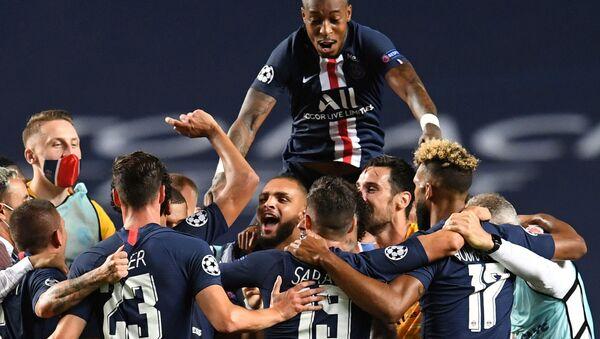 PSG ilk kez UEFA Şampiyonlar Ligi finalinde - Sputnik Türkiye