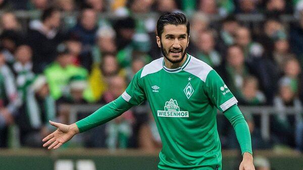 Nuri Şahin 2019-2020 sezonunu Werder Bremen'de geçirdi. - Sputnik Türkiye