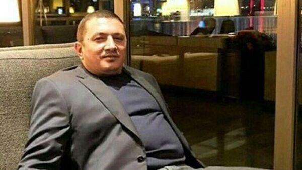 Nadir Salifov - Sputnik Türkiye