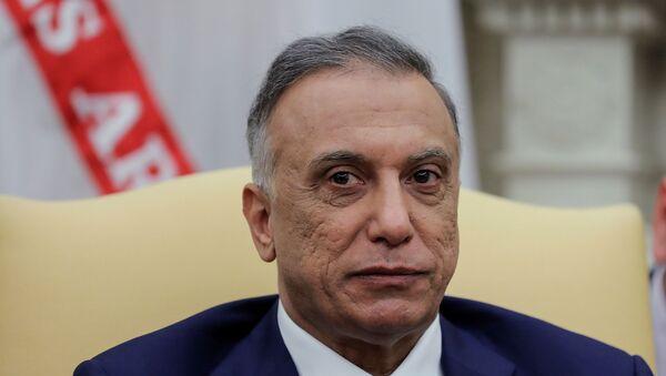 Irak Başbakanı Mustafa el-Kazimi - Sputnik Türkiye