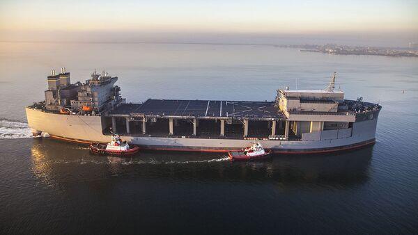 USS Hershel Woody Williams - Sputnik Türkiye