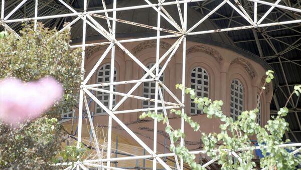 Kariye Camisi'nin ibadete açılması - Sputnik Türkiye