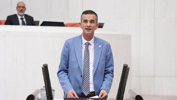 İYİ Parti Sakarya Milletvekili Ümit Dikbayır - Sputnik Türkiye