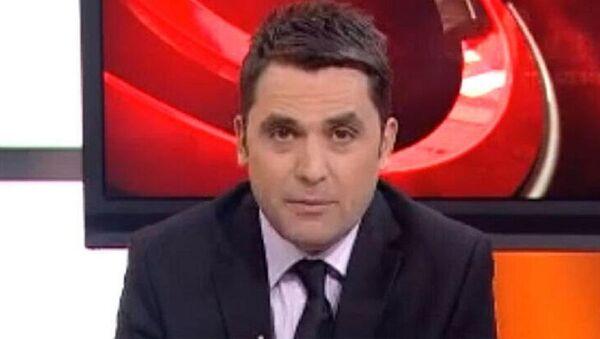 FETÖ'den aranan eski spiker Erkan Akkuş Kocaeli'de yakalandı - Sputnik Türkiye