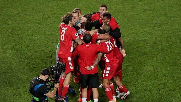 Şampiyonlar Ligi 2019-2020 sezonu şampiyonu Bayern Münih oldu - Sputnik Türkiye
