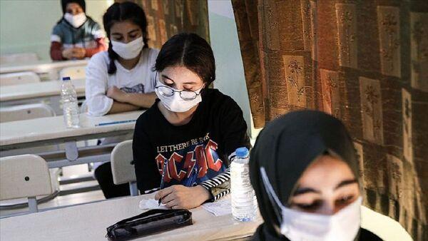 LGS, Liselere Geçiş Sistemi, öğrenci, sınav - Sputnik Türkiye