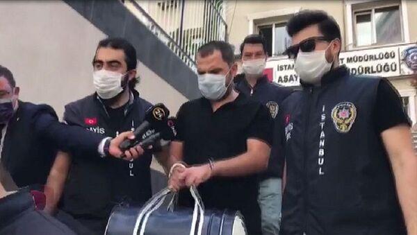 Erhan Akkuş - Sputnik Türkiye