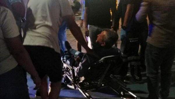 Eski belediye başkanı silahlı saldırıda yaralandı - Sputnik Türkiye