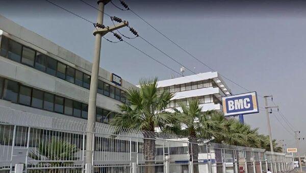 İzmir Pınarbaşı BMC fabrikası - Sputnik Türkiye
