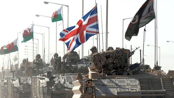 İngiltere, tank - Sputnik Türkiye